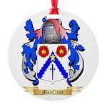 MacCloor Round Ornament