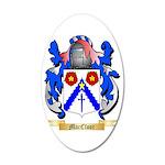 MacCloor 35x21 Oval Wall Decal