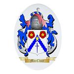 MacCloor Ornament (Oval)