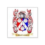 MacClintock Square Sticker 3