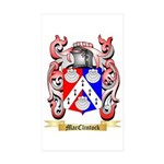 MacClintock Sticker (Rectangle 50 pk)