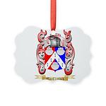 MacClintock Picture Ornament
