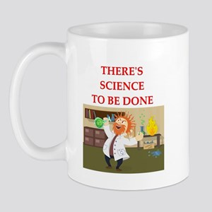 scientist humor on gifts and Mug