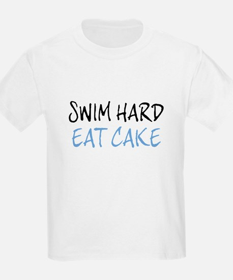 SWIM HARD T-Shirt