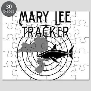 Mary Lee Shark Tracker Puzzle