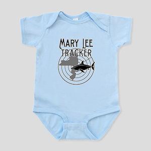 Mary Lee Shark Tracker Body Suit