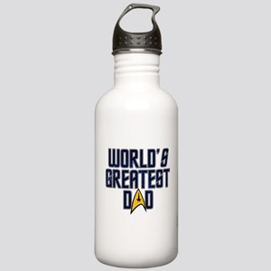 Star Trek World's Grea Stainless Water Bottle 1.0L