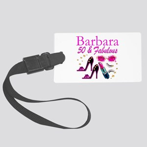 CHIC CUSTOM 50TH Large Luggage Tag