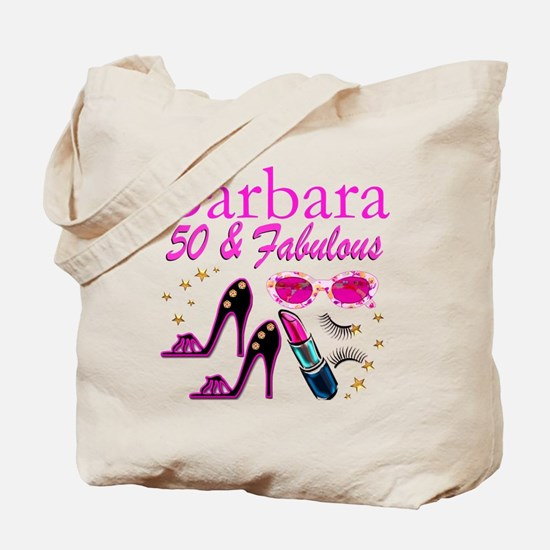 CHIC CUSTOM 50TH Tote Bag