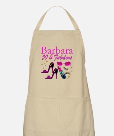 CHIC CUSTOM 50TH Apron