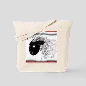 Will Ewe be Mine, Valentine? Tote Bag