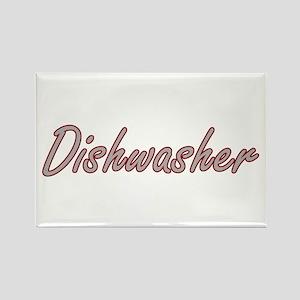 Dishwasher Artistic Job Design Magnets