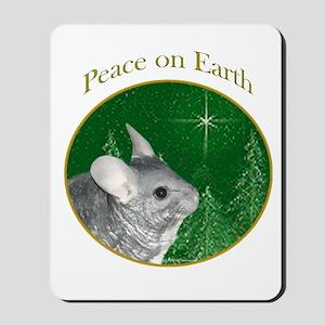 Chinchilla Peace Mousepad