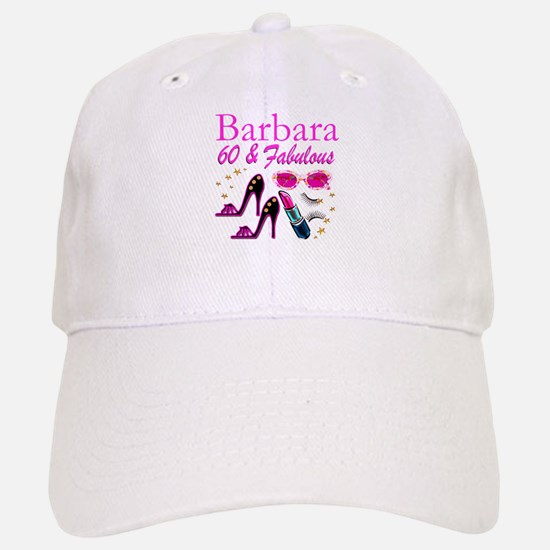 FUN FABULOUS 60TH Baseball Baseball Cap