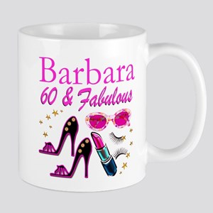 FUN FABULOUS 60TH Mug