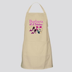 FUN FABULOUS 60TH Apron