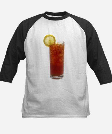 A Glass of Iced Tea Baseball Jersey