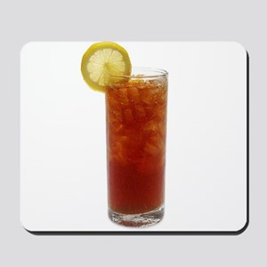 A Glass of Iced Tea Mousepad