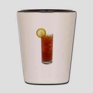 A Glass of Iced Tea Shot Glass