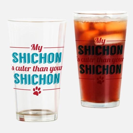 Cuter Shichon Drinking Glass