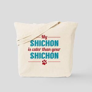 Cuter Shichon Tote Bag