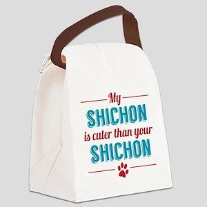 Cuter Shichon Canvas Lunch Bag