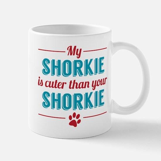 Cuter Shorkie Mugs