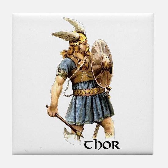 Thor Tile Coaster