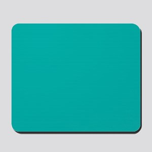 Sold Teal Mousepad