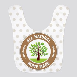 All Natural Home Made Bib