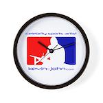 Kevin-John Wall Clock