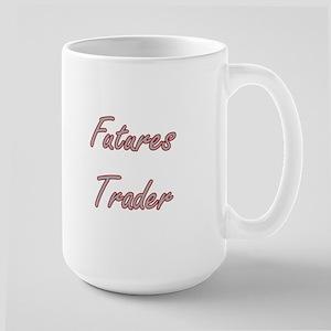 Futures Trader Artistic Job Design Mugs