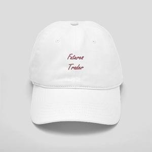 Futures Trader Artistic Job Design Cap