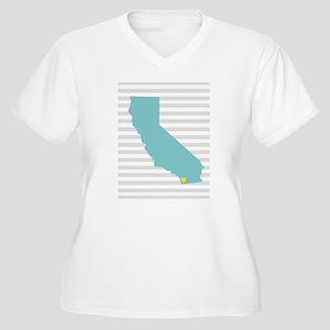 I Love San Diego Plus Size T-Shirt