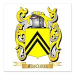 MacClellan Square Car Magnet 3