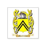 MacClellan Square Sticker 3