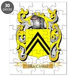 MacClellan Puzzle