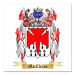 MacCleane Square Car Magnet 3