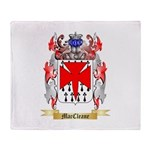 MacCleane Throw Blanket