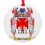 MacClean Round Ornament