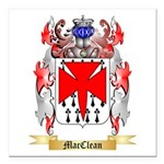 MacClean Square Car Magnet 3