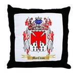 MacClean Throw Pillow