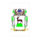 MacClarnon Sticker (Rectangle 50 pk)