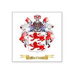 MacClancy Square Sticker 3