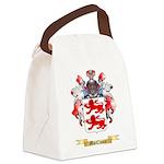 MacClancy Canvas Lunch Bag