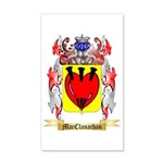 MacClanachan 35x21 Wall Decal