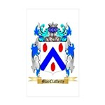 MacClafferty Sticker (Rectangle 50 pk)