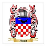 Maccia Square Car Magnet 3