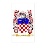 Maccia Sticker (Rectangle 10 pk)