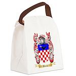 Maccia Canvas Lunch Bag
